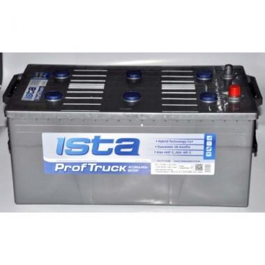 ISTA Professional Truck 6СТ-225Ач EN 1500 L+