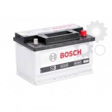 Bosch S3 70Ah EN640A R+ (S3007)