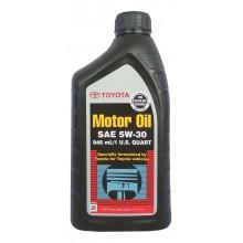 Toyota Motor Oil 5W-30 0.946 л.