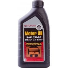 Toyota Motor Oil 5W-20 0.946 л.