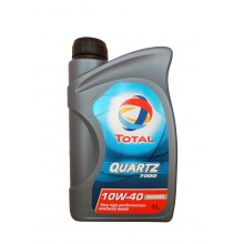 Total Quartz 7000 Diesel 10W-40 1л.