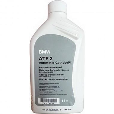 Масло трансмісійне BMW ATF 2 1 L